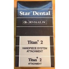 Star Dental Titan 2 prophy angle handpiece attachment system